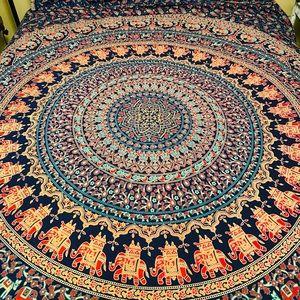 Mandala coverlet set